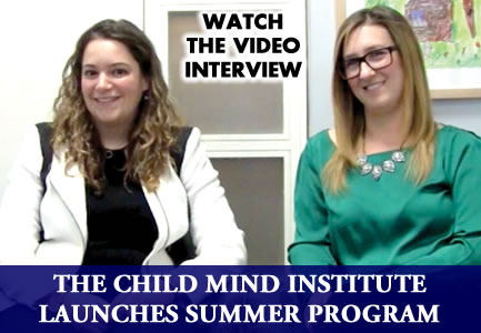 Child Mind Institute Summer Program