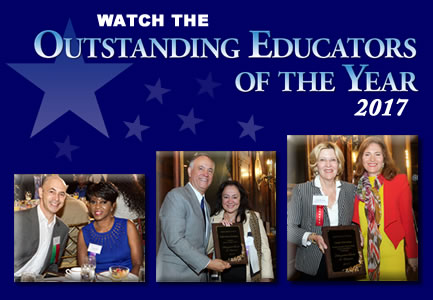 Outstanding Educators of the Year 2017