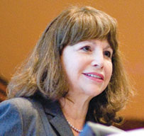 Teachers College President Susan Fuhrman