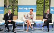 Schools For Tomorrow: Outstanding Conference at the New York Times