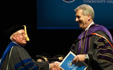 Inaugural Class of Guttman Community College Celebrates Commencement