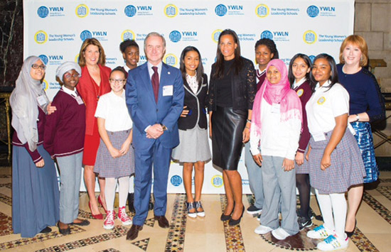 Young Women S Leadership Network Celebrates Students