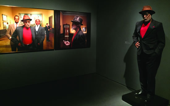 Incognito and the Baltimore Series by Isaac Julien