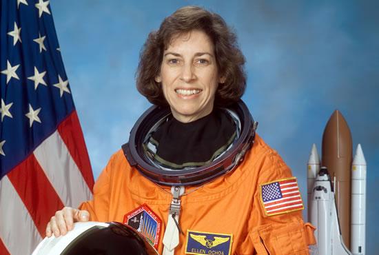 Ellen Ochoa, NASA Astr...