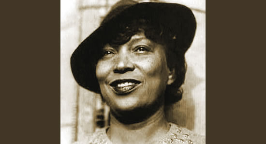 A Literary Giant Revisited Zora Neale Hurston Education