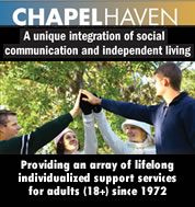 Chapel Haven Teaches Independent Living